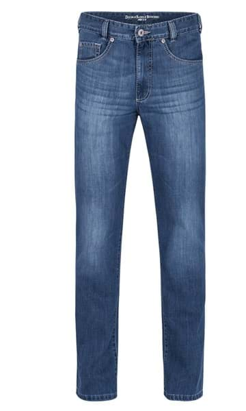 Picture of Clark Premium Blue Jeans