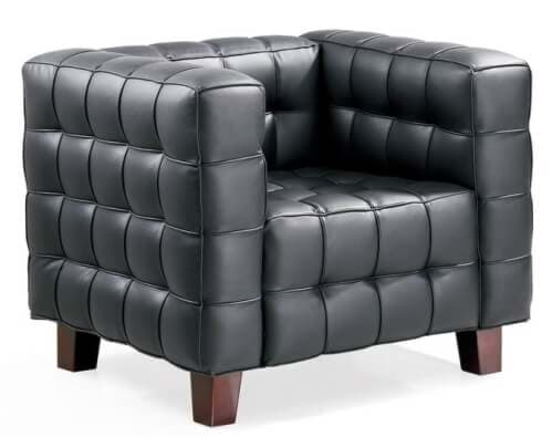Picture of Josef Hoffmann Armchair Kubus (1910)